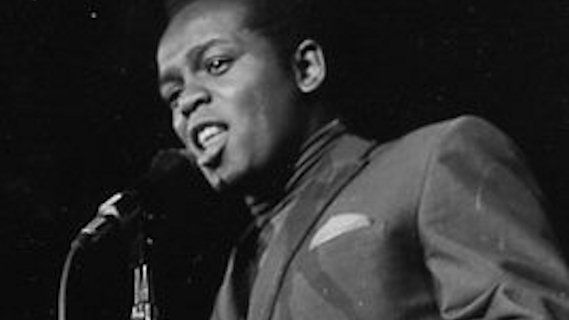 Lou Rawls concert at Newport Jazz Festival New York on Jul 8, 1972