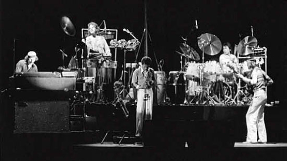 Weather Report concert at City Center on Jun 30, 1976