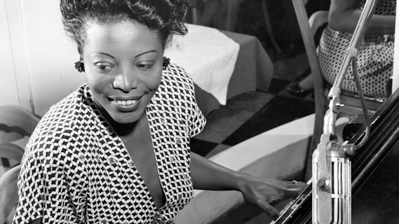 Mary Lou Williams concert at Carnegie Hall on Jun 28, 1978