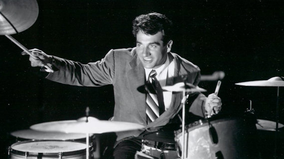 Gene Krupa Quartet concert at Newport Jazz Festival on Jul 2, 1959