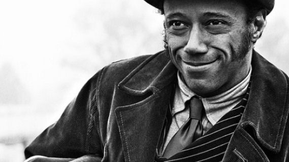 Horace Silver Quintet concert at Newport Jazz Festival on Jul 3, 1959