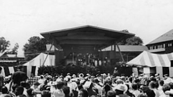 Marshall Brown & the Newport Youth Band concert at Newport Jazz Festival on Jul 2, 1960