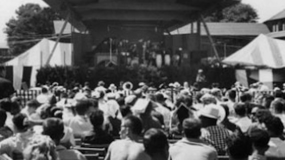 Goodbye Newport Blues concert at Newport Jazz Festival on Jul 3, 1960