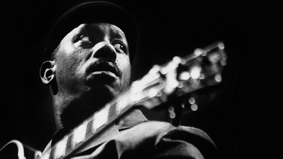 Wes Montgomery concert at Newport Jazz Festival on Jul 3, 1967