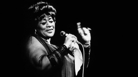 Ella Fitzgerald concert at Carnegie Hall on Jun 24, 1978