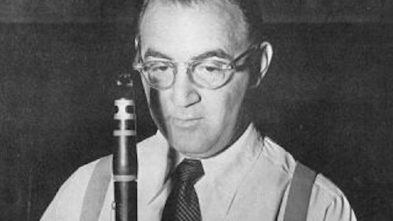 Benny Goodman Quartet concert at Carnegie Hall on Jun 29, 1973