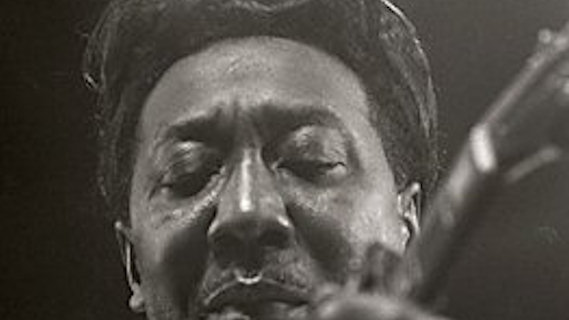 Muddy Waters concert at Newport Folk Festival on Jul 16, 1969