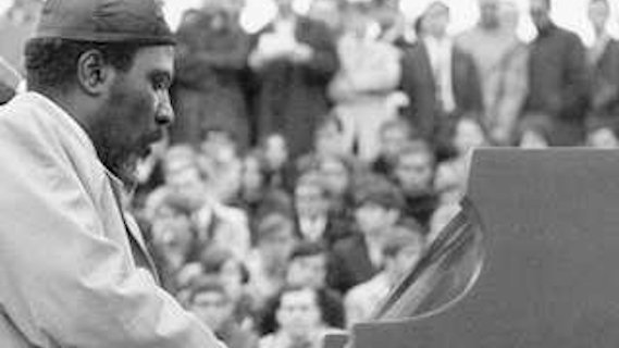 Thelonious Monk Quartet concert at Avery Fisher Hall on Jul 3, 1975