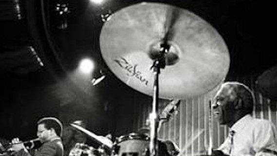 Art Blakey &amp; the Jazz Messengers concert at Avery Fisher Hall on Jul 5, 1975