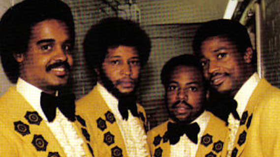 The Stylistics concert at Nassau Coliseum on Jul 6, 1975