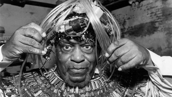Sun Ra & His Arkestra concert at Carnegie Hall on Jul 6, 1973