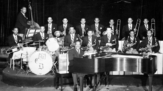 Count Basie Orchestra concert at Carnegie Hall on May 25, 1974