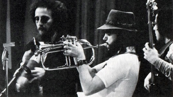 Chuck Mangione concert at Philharmonic Hall on Jul 5, 1973
