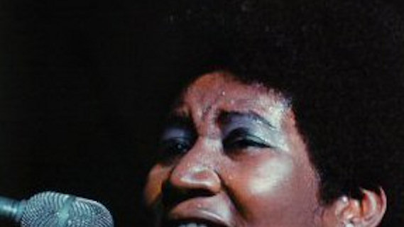 Aretha Franklin concert at Nassau Coliseum on Jul 8, 1973
