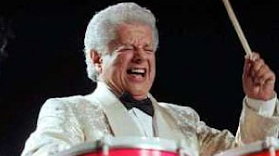 Tito Puente & Orchestra concert at Nassau Coliseum on Jul 8, 1973