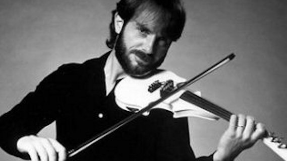 Jean-Luc Ponty concert at Avery Fisher Hall on Jul 4, 1974