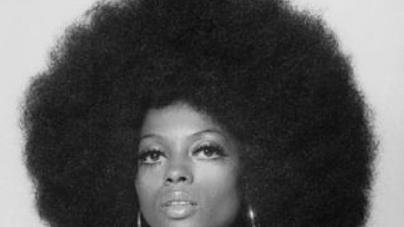Diana Ross concert at Radio City Music Hall on Jul 7, 1974