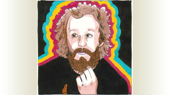 Phosphorescent concert at Daytrotter Studio on May 21, 2007