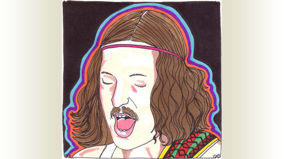 Yeasayer concert at Daytrotter Studio on Sep 3, 2007