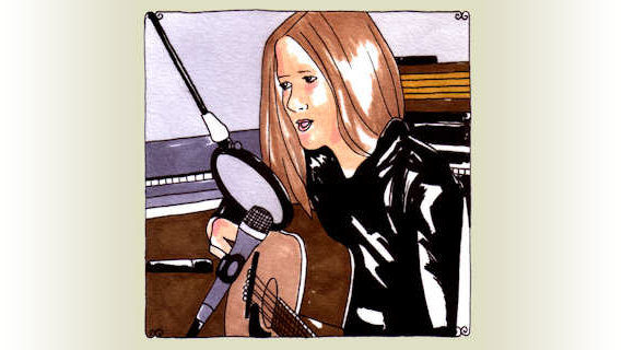 Juliana Hatfield concert at Daytrotter Studio on May 14, 2009