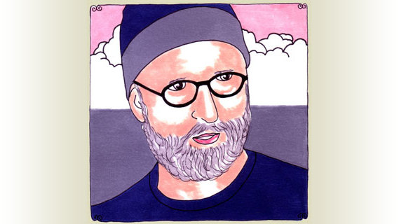 Bob Mould concert at Daytrotter Studio on Mar 31, 2009