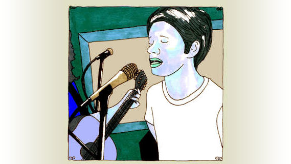 Fun concert at Daytrotter Studio on Dec 19, 2009