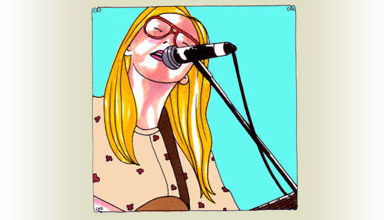 Lissie concert at Daytrotter Studio on Jan 12, 2010