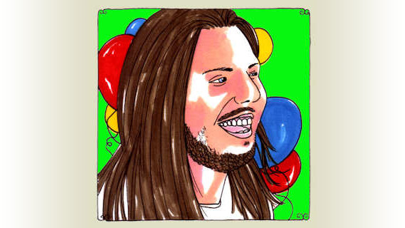 Andrew W.K. (featuring Matt Sweeney) concert at Daytrotter Studio on Mar 1, 2010