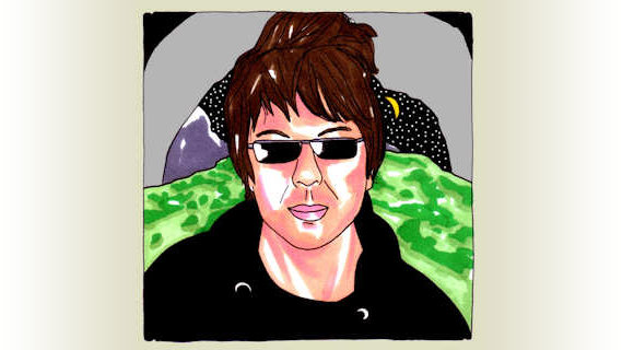 Ian McCulloch of Echo & The Bunnymen concert at Daytrotter Studio on Mar 9, 2010