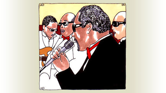 The Blind Boys of Alabama concert at Daytrotter Studio on Mar 29, 2010
