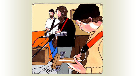 Dr. Dog concert at Daytrotter Studio on Apr 19, 2010