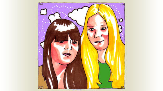 First Aid Kit concert at Daytrotter Studio on Aug 9, 2010