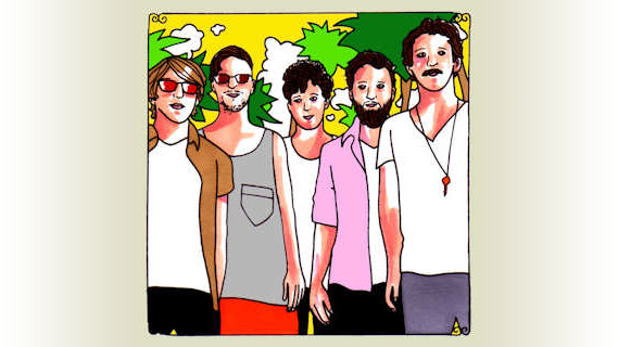 Local Natives concert at Daytrotter Studio on Jul 26, 2010