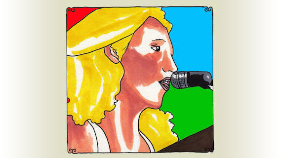 Tennis concert at Daytrotter Studio on Sep 24, 2010