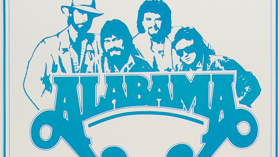 Alabama concert at Memorial Coliseum, University of Alabama on Feb 5, 1982