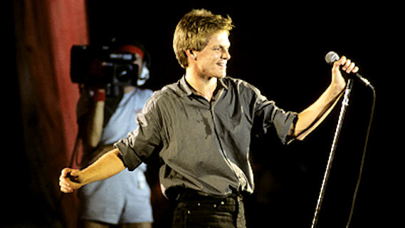 Bryan Adams concert at Interview on Mar 25, 1985