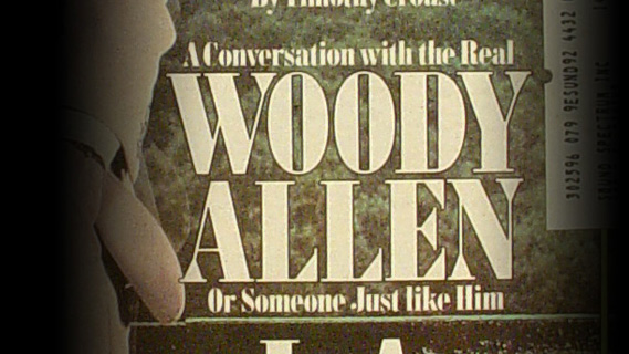 Woody Allen concert at Interview on Jan 23, 1977
