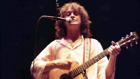 Jon Anderson concert at Convention Hall on Aug 6, 1982