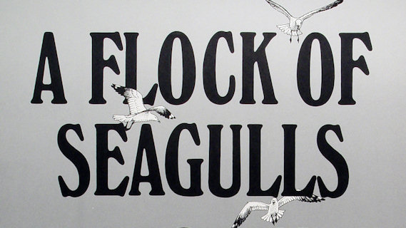 A Flock of Seagulls concert at Grand Ole Opry on Jun 1, 1983