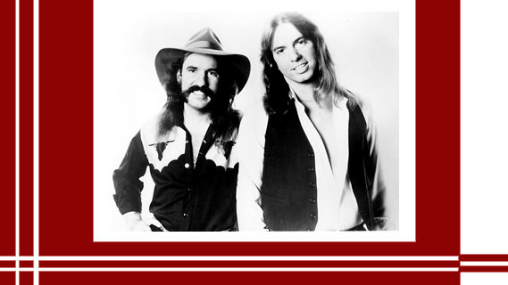 The Bellamy Brothers concert at Bowling Green on Feb 27, 1983