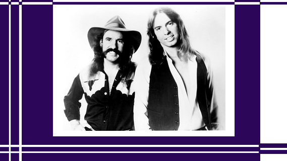 The Bellamy Brothers concert at Palomino on May 26, 1984