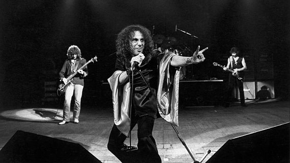 Black Sabbath concert at Hartford Civic Center on Aug 10, 1980