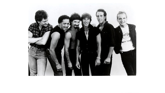 John Cafferty and the Beaver Brown Band concert at Daytona Beach Band Shell on Apr 22, 1986