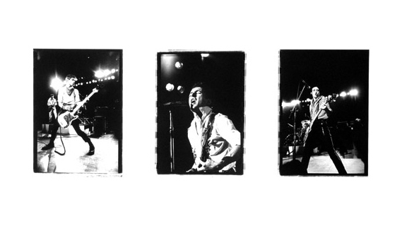 The Clash concert at Agora Ballroom on Feb 13, 1979