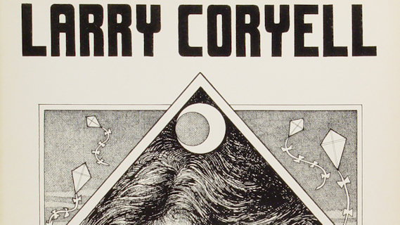 Larry Coryell concert at Bottom Line on Dec 28, 1977