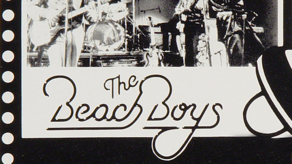 The Beach Boys concert at Springfield Civic Center on May 15, 1979