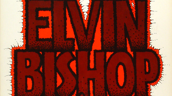 Elvin Bishop concert at Sacramento Memorial Auditorium on Apr 3, 1976