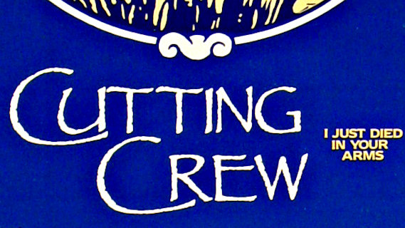 Cutting Crew concert at Riverfest on Jul 19, 1987