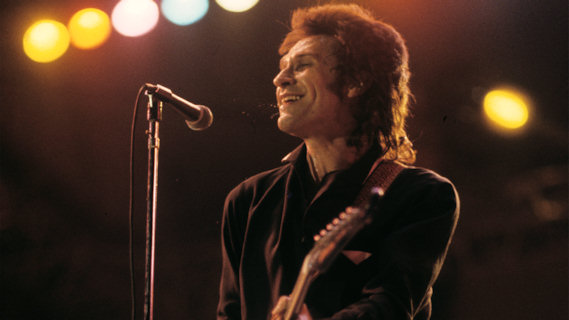 Ray Davies concert at Interview on Sep 12, 1983