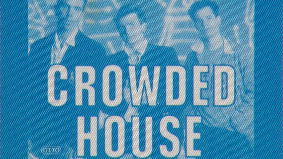Crowded House concert at Trocadero on Mar 24, 1987